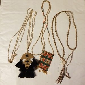 Nordstrom Necklaces set of three